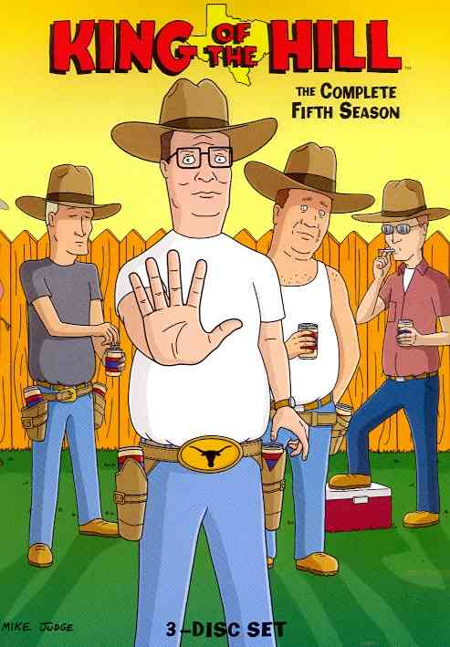 KING OF THE HILL SEASON 5 BY KING OF THE HILL (DVD)