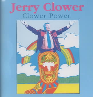 CLOWER POWER BY CLOWER,JERRY (CD)