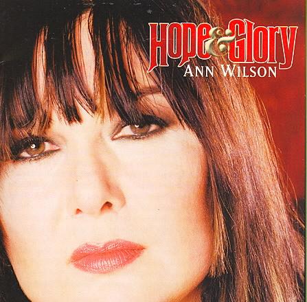 HOPE & GLORY BY WILSON,ANN (CD)